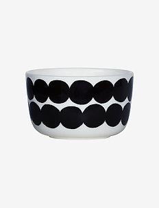 SIIRTOLAPUUTARHA BOWL - skåle - white, black