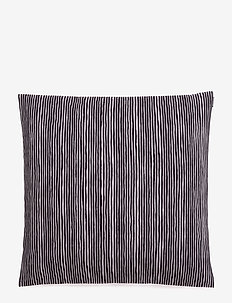 VARVUNRAITA CUSHION COVER - pudebetræk - black, white