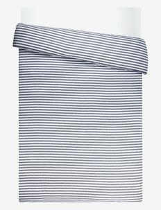 TASARAITA DUVET COVER 240X220CM - housses de couette - white, grey
