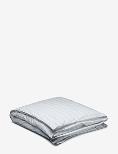 RÄSYMATTO DUVET COVER - WHITE, LIGHT GREY