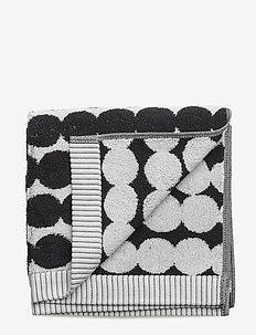RÄSYMATTO HAND TOWEL - håndklæder - white, black