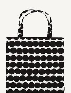 RÄSYMATTO BAG - tote bags - white, black