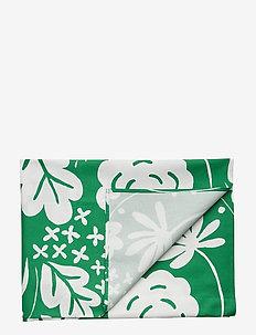 ONNI BEACH CLOTH - GREEN, WHITE