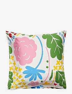 ONNI - pillowcases - white, multicolor