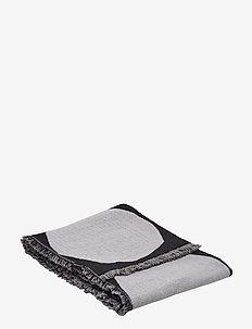 KIVET BLANKET - blankets - off white, black