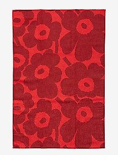 P.UNIKKO KITCHEN TOWEL 2 PCS - RED, DARK RED