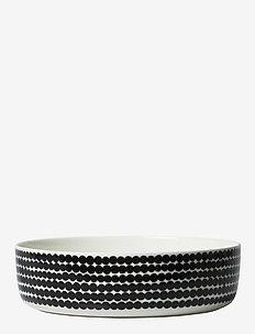 RÄSYMATTO BOWL - skåle - white, black
