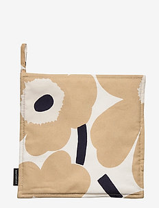 PIENI UNIKKO POT HOLDER - OFF-WHITE, BEIGE, DARK BLUE