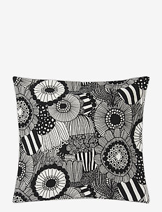 PIENI SIIRTOLAPUUTARHA CUSHION COVER - pudebetræk - off-white, black