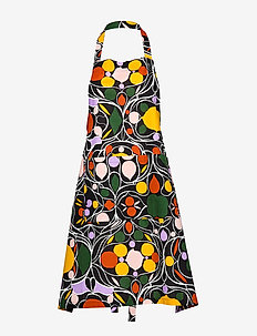 Talvipalatsi apron - BLACK, YELLOW, GREEN, PURPLE