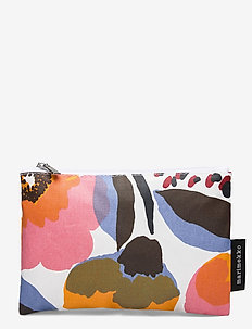 KAIKA ROSARIUM COSMETIC BAG - kosmetyczki - white, red, yellow, blue