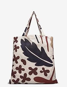 SUVI BAG - fashion shoppers - beige, brown