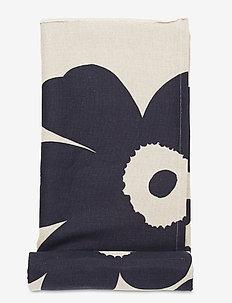UNIKKO TABLECLOTH - bordsduk - linen, dark blue