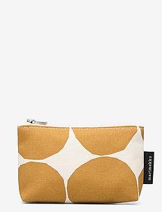 EELIA PIENET KIVET - meikkilaukku - cotton, beige