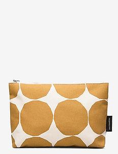 RELLE PIENET KIVET - meikkilaukut - cotton, beige