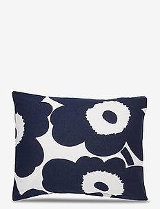 UNIKKO CO/LI DC - pudebetræk - cotton, dark blue