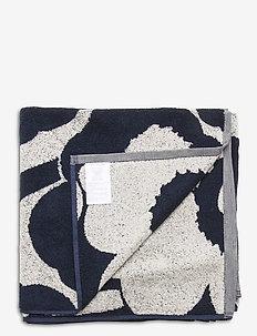 UNIKKO CO/LI BATH TOWEL - akcesoria - cotton, dark blue