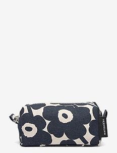 TIISE MINI UNIKKO - torby kosmetyczne - cotton, dark blue