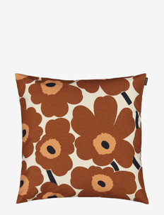 PIENI UNIKKO C.COVER - pillowcases - cotton, chestnut