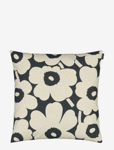 PIENI UNIKKO C.COVER - cushion covers - dark green, cotton