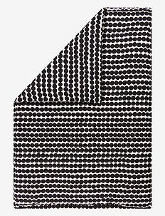 RÄSYMATTO DUVET COVER - oreillers et couettes - white, black