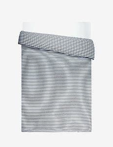 TASARAITA DUVET COVER - housses de couette - white, grey