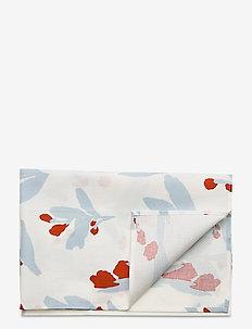 PIENI HYHMÄ KITCHEN TOWEL - ręczniki kuchenne - white, orange, grey