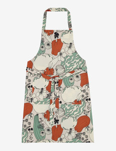 VIHANNESMAA APRON - baking & cooking - red, green
