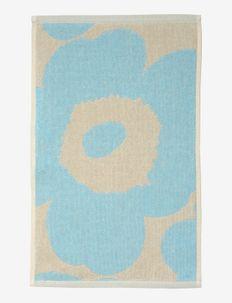 UNIKKO GUEST TOWEL - beach towels - off-white, light blue