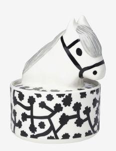 LEMPIHEPPA COLLECTIBLE - figurines et sculptures en porcelaine - white, black, gray