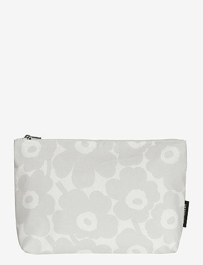 RELLE MINI UNIKKO COSMETIC BAG - toilettasker - white, light grey