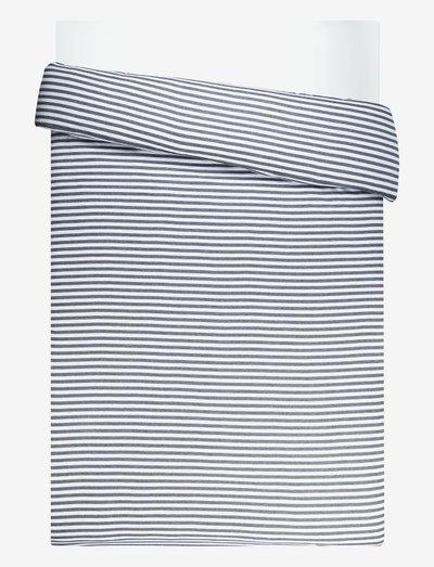TASARAITA DUVET COVER 240X220CM - dynebetræk - white, grey
