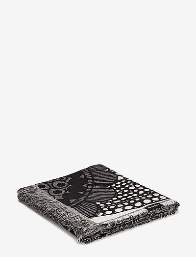 SIIRTOLAPUUTARHA BLANKET - plaider & sengetæpper - ecru, black