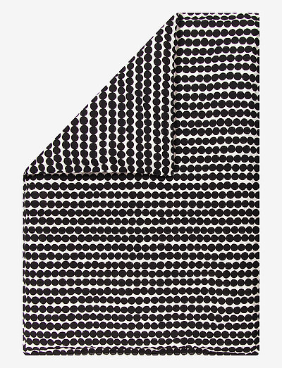 RÄSYMATTO DUVET COVER - dynebetræk - white, black