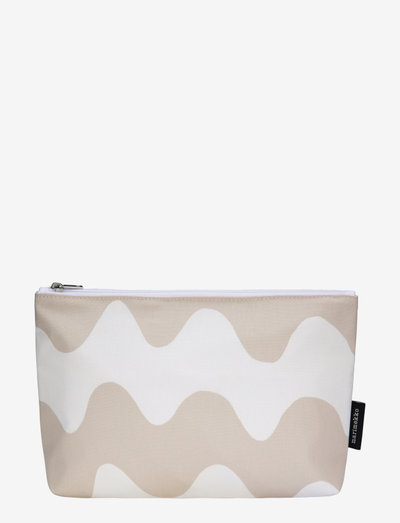RELLE PIKKU LOKKI - toilettasker - white, beige