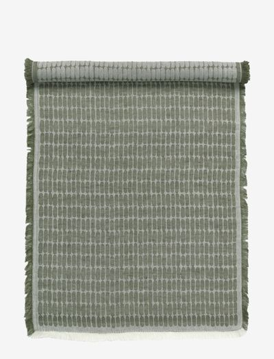 ALKU RUNNER - duge & bordløbere - linen, green