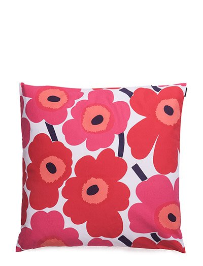 PIENI UNIKKO CUSHION COVER - WHITE, RED