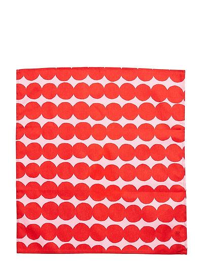 RÄSYMATTO KITCHEN TOWEL/NAPKIN - PINK, RED