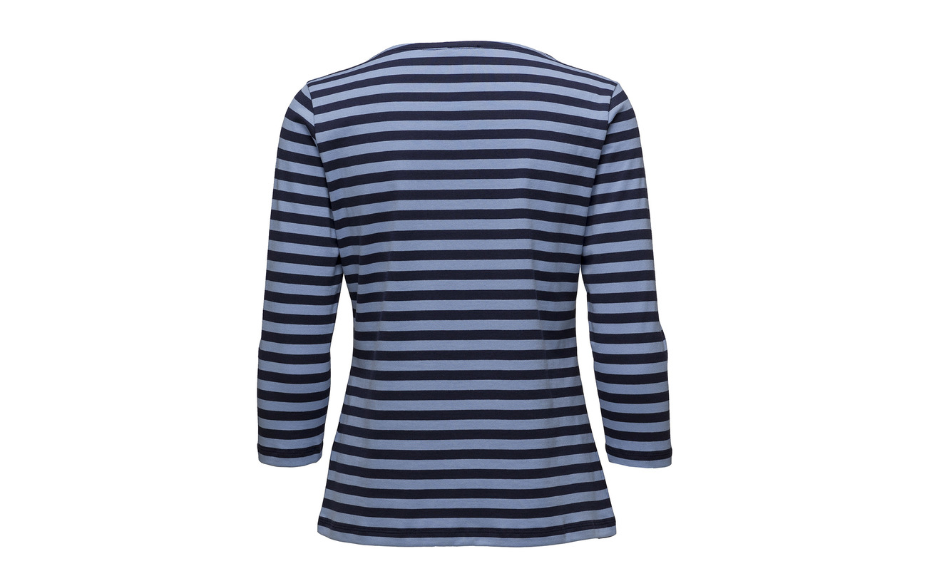 100 Blue Sky Blue Shirt 2017 Coton Marimekko Ilma Dark Tnw4qz0xP