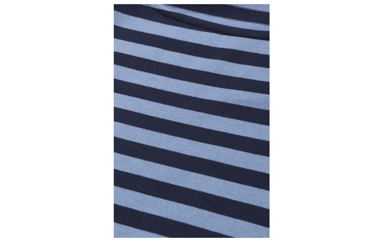 Marimekko Blue Coton Top Blue 100 Dark Halava Tasaraita Sky rfxqBArYw