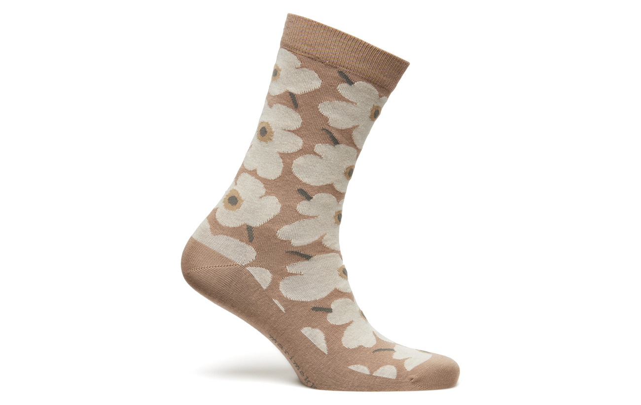 Ankle Hieta Grey Socks Blue 2 28 Elastane Dark Marimekko 70 Light Coton Nylon ZUwgwq6