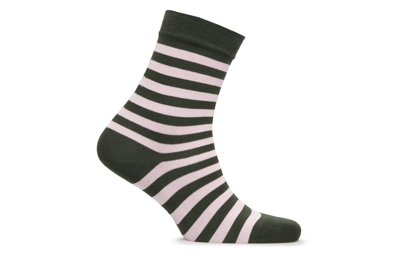 Green Raitsu Ankle Coton 35 Dark Pale Socks Polyamide Pink 65 Marimekko pHI4qw4