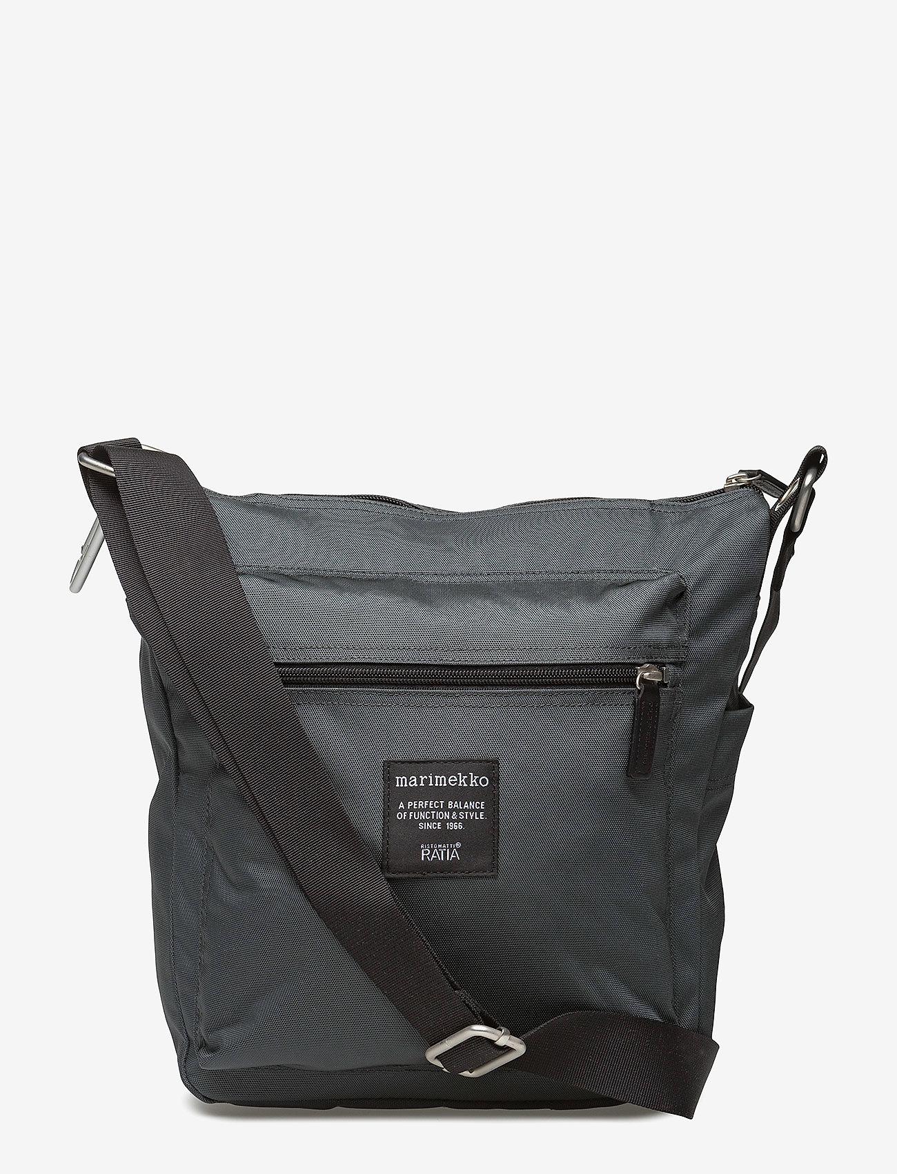 Marimekko - PAL - crossbody bags - coal - 0