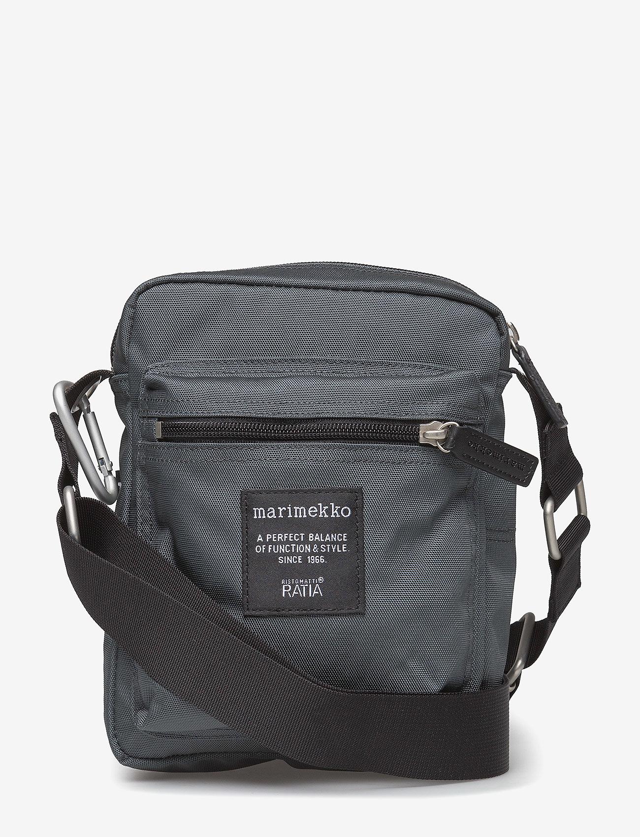 Marimekko - CASH & CARRY - crossbody bags - coal - 0