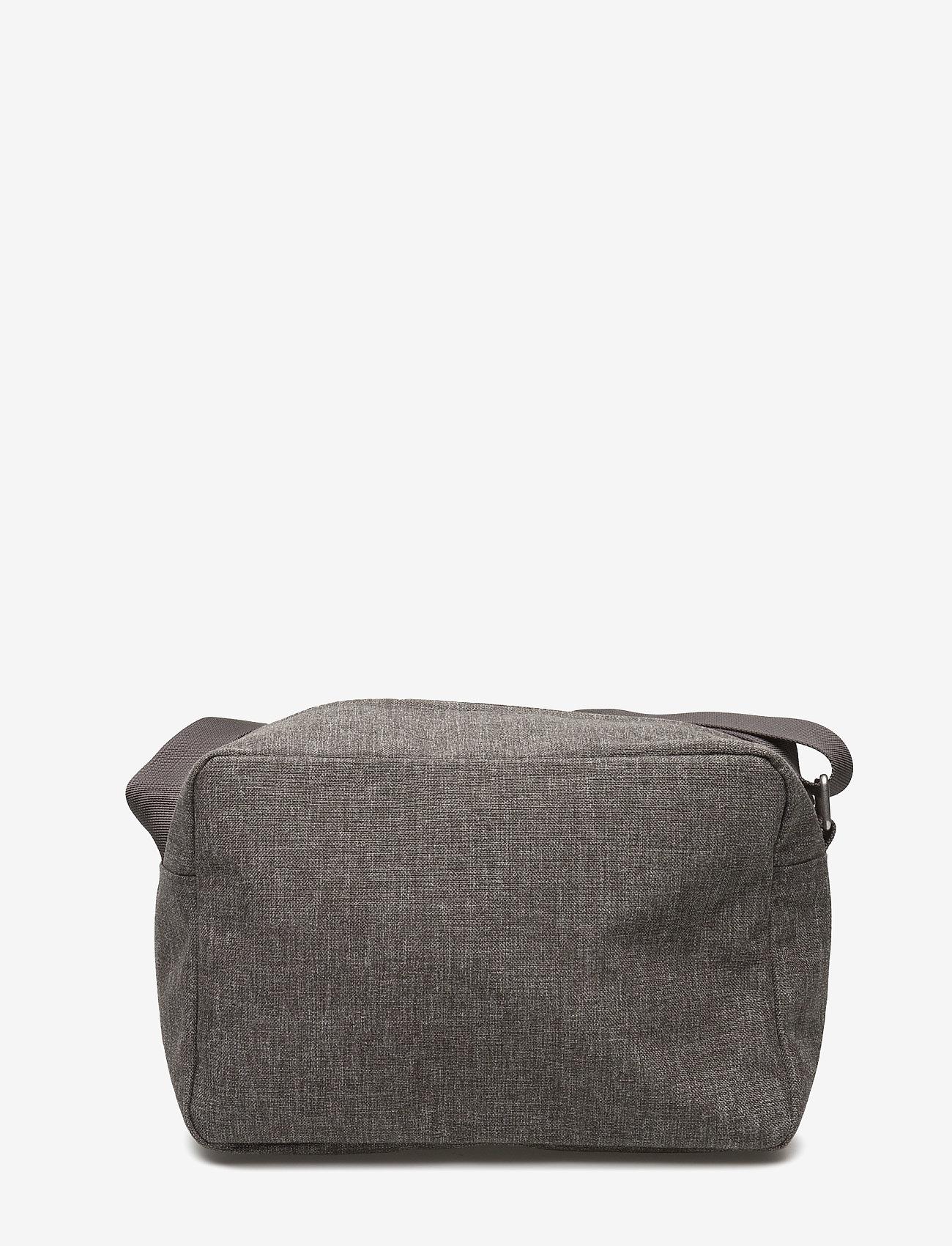 Marimekko - KORTTELI SHOULDER BAG - crossbody bags - melange grey - 1