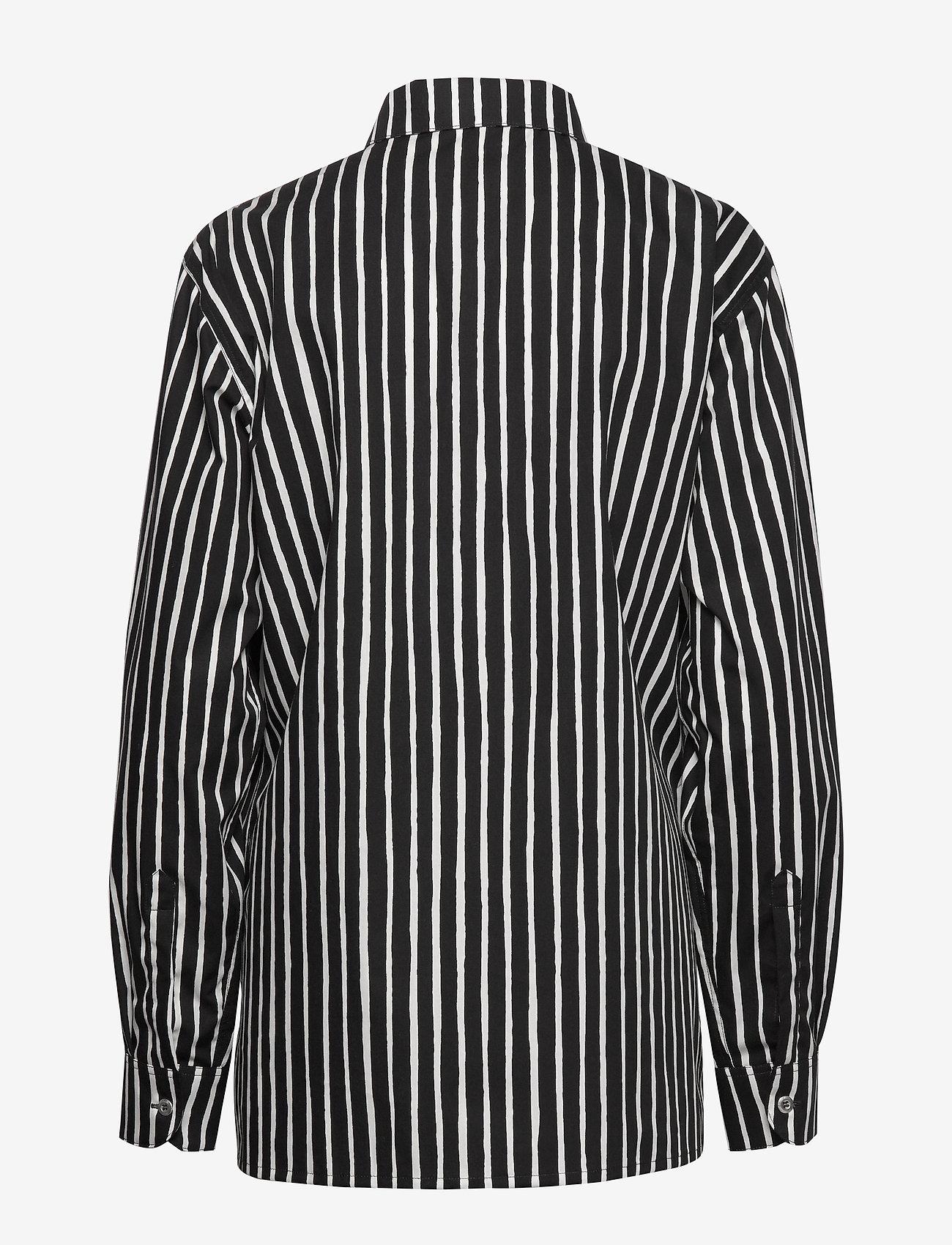 Marimekko - JOKAPOIKA 2017 - pitkähihaiset paidat - black, white