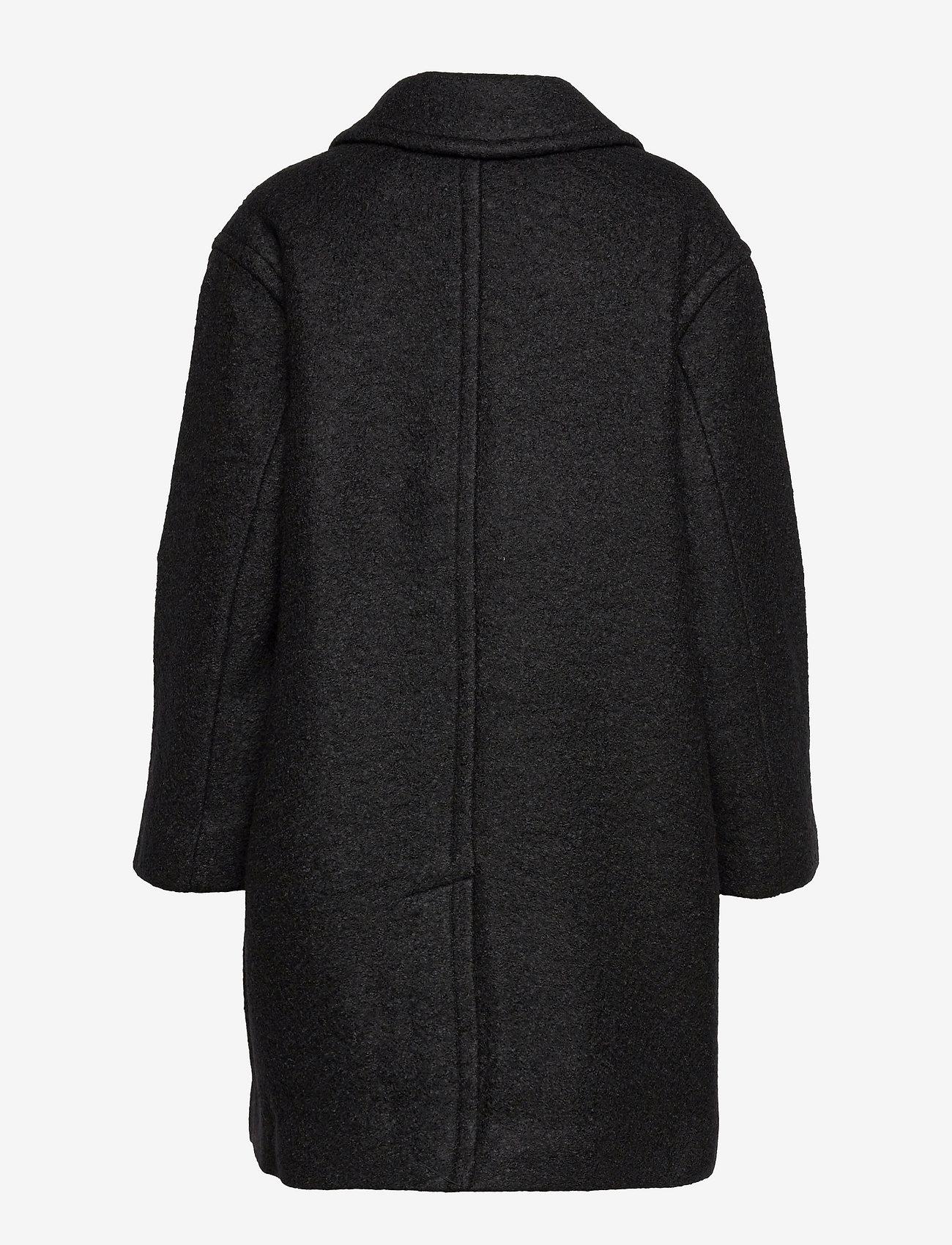 Marimekko - SAMOILLA COAT - vinterfrakker - black - 1