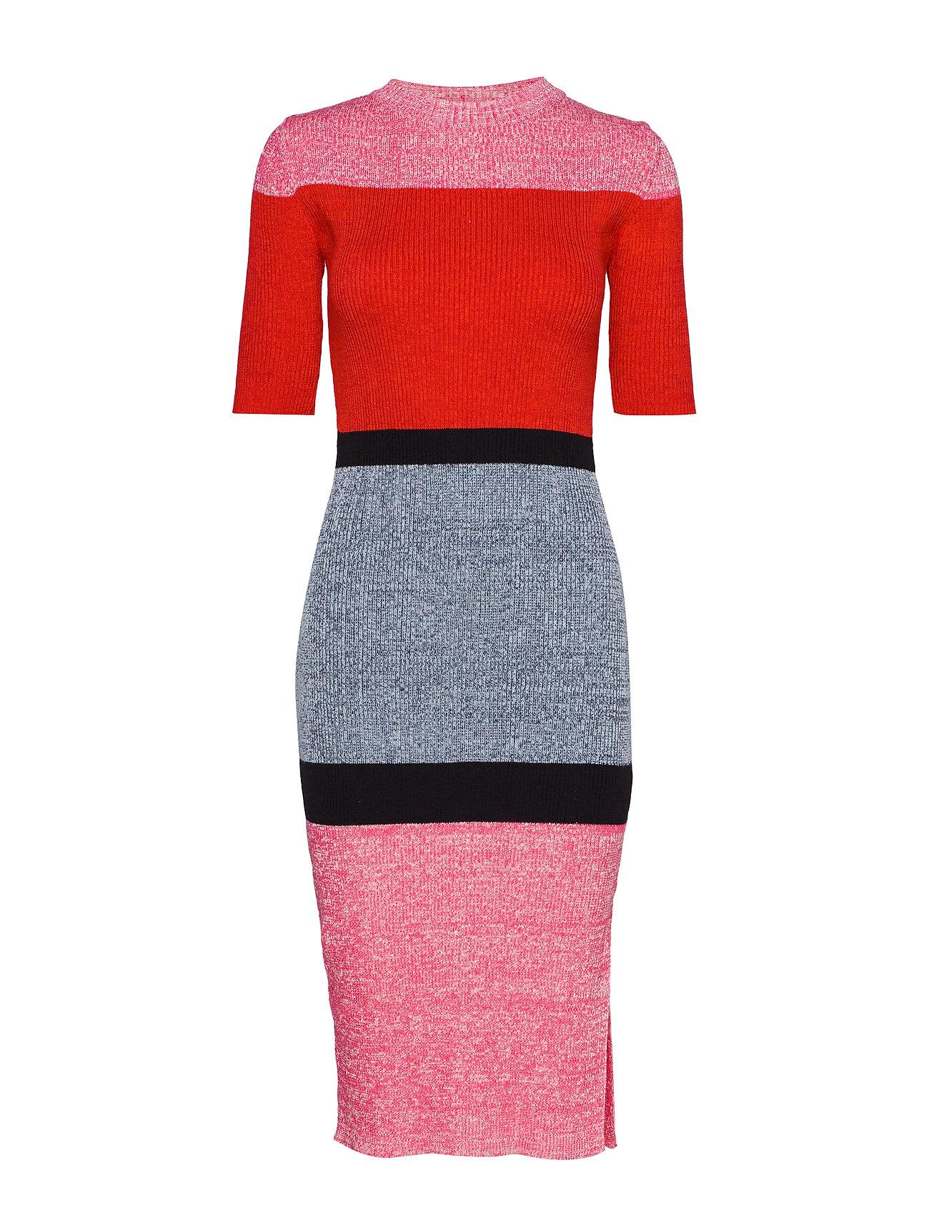 Puhuja Puhuja Striped Puhuja Knitted Puhuja Striped Knitted Knitted Striped DressblueRedBlackMarimekko DressblueRedBlackMarimekko DressblueRedBlackMarimekko 8v0mnwNO