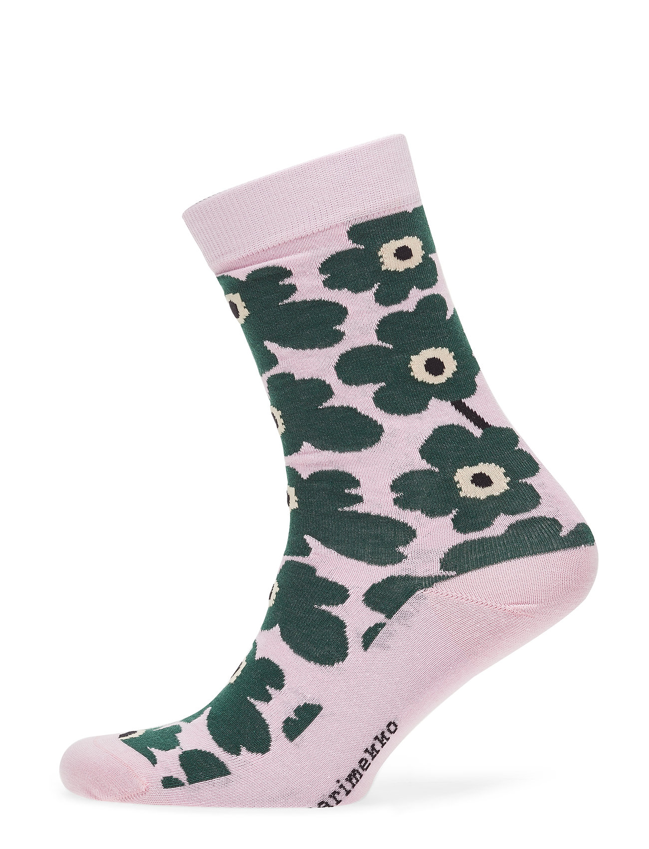 Marimekko HIETA Ankle socks - PINK, DARK GREEN, BLACK