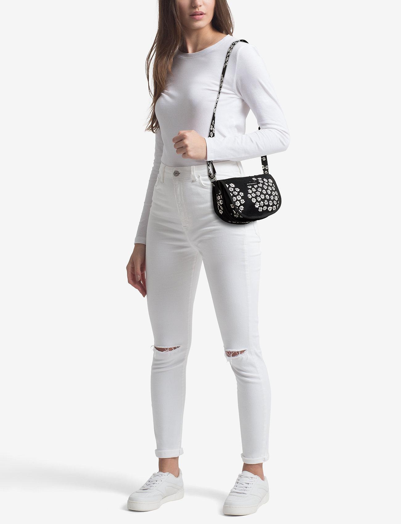 Marimekko FIDELMA PUKETTI Shoulder-bag - BLACK,WHITE,BLACK